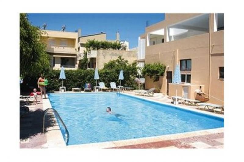 Appartementen Domenica - Rethymnon - Rethymnon Kreta